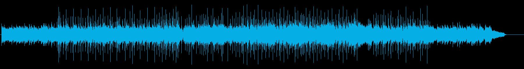 おだやかで粋なミディアム・バラードの再生済みの波形