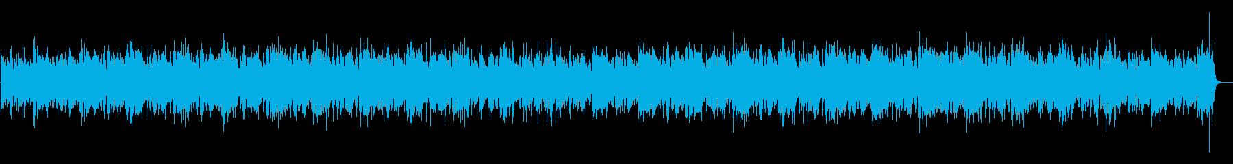 企業VP・ハイテク製品・技術解説・室内楽の再生済みの波形