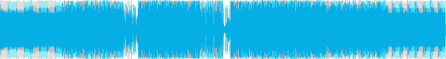 シンプル、反復、ループの再生済みの波形