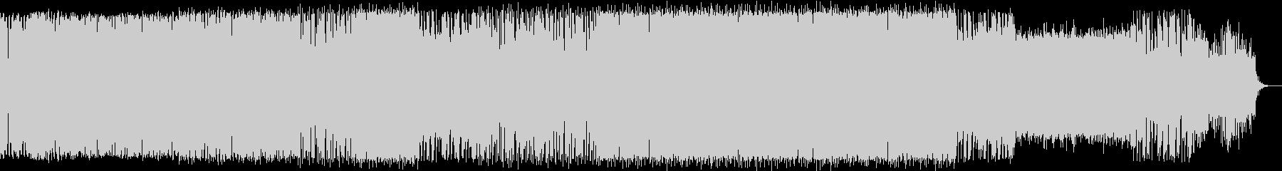 深海イメージ曲(メロディ・ソロなし)の未再生の波形
