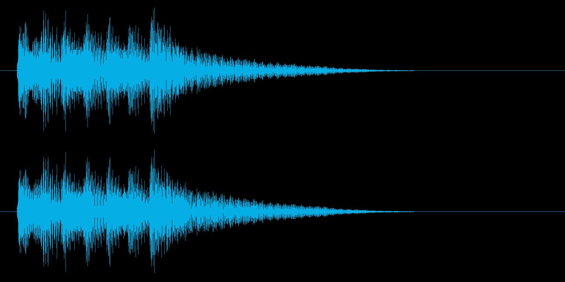 民族系/打楽器/レベルアップの再生済みの波形