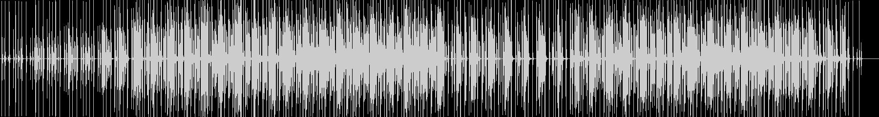 動画-ナチュラルでお洒落-BGM-木陰の未再生の波形