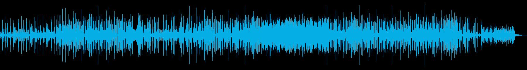 ファンク ポジティブ 明るい ワイ...の再生済みの波形