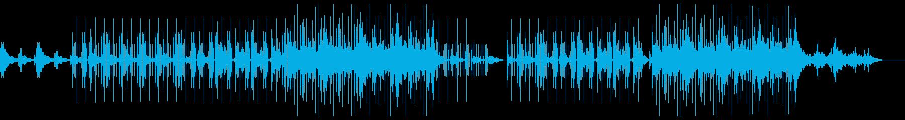 ダーク 空虚 トラップビートの再生済みの波形
