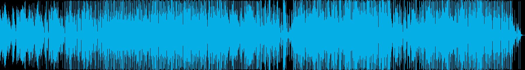 Latin 技術的な 電化 楽しげ...の再生済みの波形