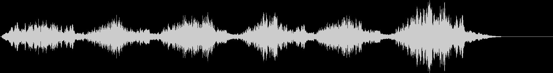 かごめかごめ クワイア ホラー系  1の未再生の波形