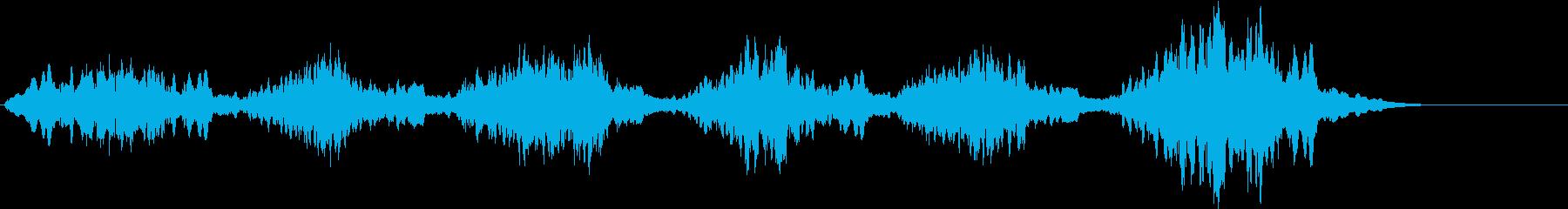かごめかごめ クワイア ホラー系  1の再生済みの波形