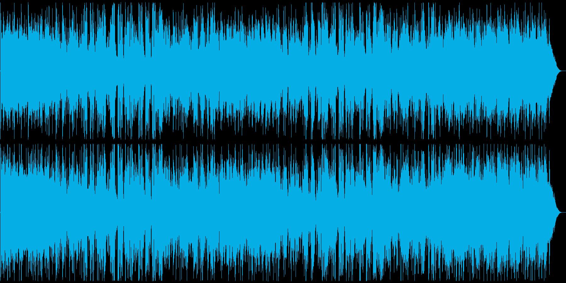 出逢いと夢と季節/カントリーバラードの再生済みの波形