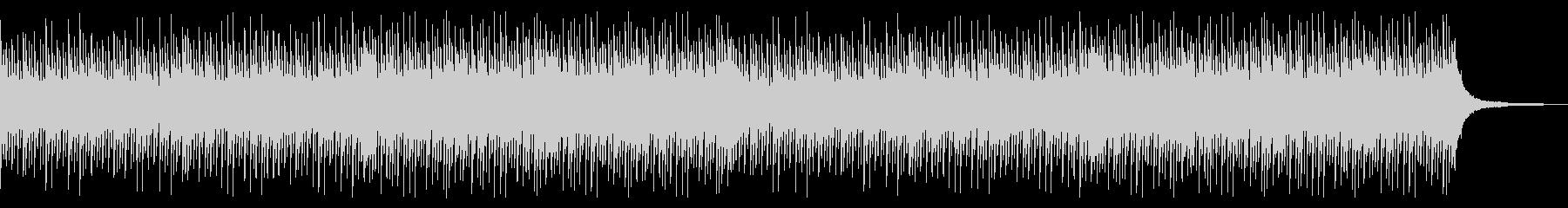 ベースなしver 切ない ピアノ ギターの未再生の波形