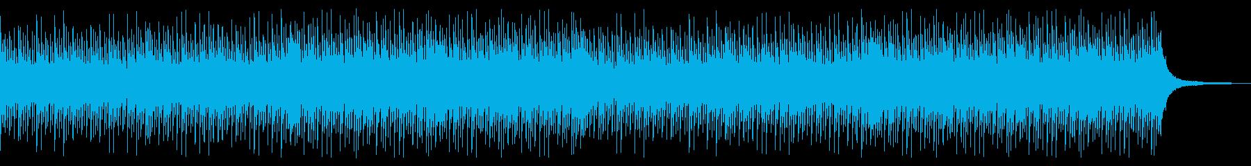 ベースなしver 切ない ピアノ ギターの再生済みの波形