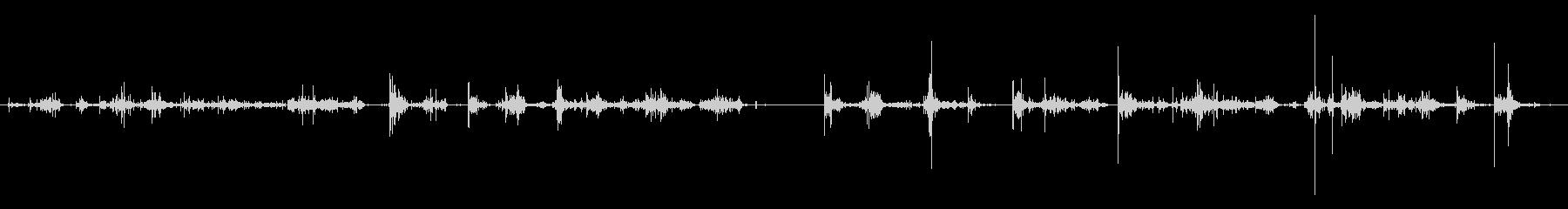 ペッパーグラインダー:いくつかの挽...の未再生の波形