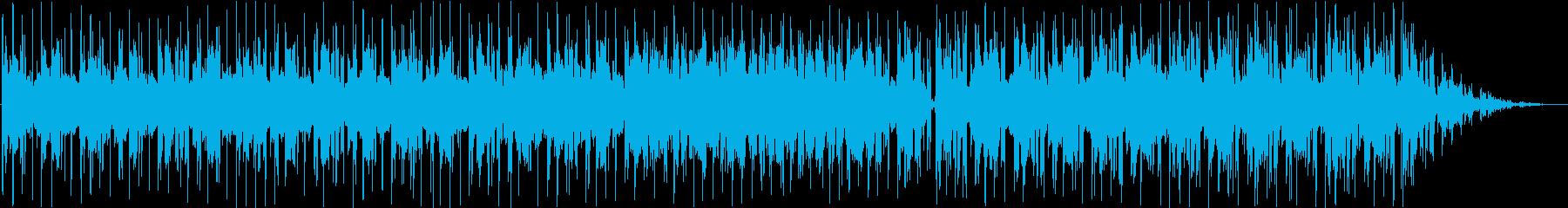 Lo-fi Hiphop HEALINGの再生済みの波形
