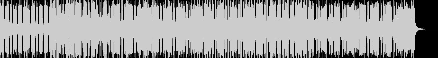 ポップなクラブミュージック 3の未再生の波形