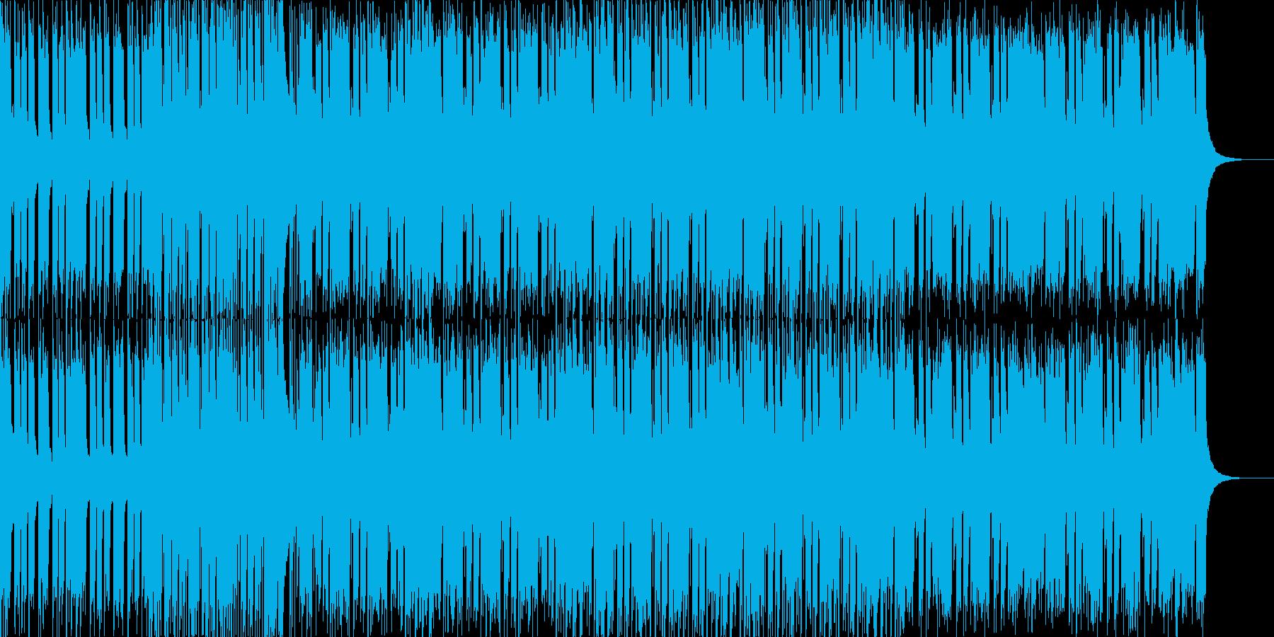 ポップなクラブミュージック 3の再生済みの波形