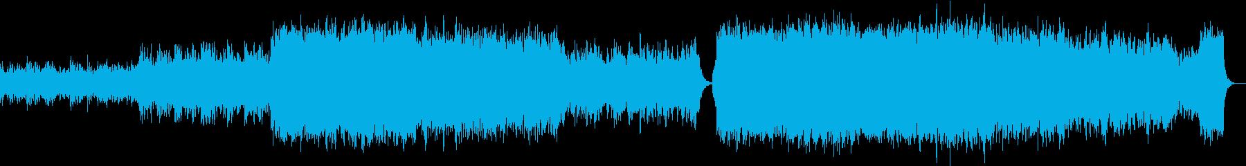 意外となかった?こだわりの本格和風音楽8の再生済みの波形
