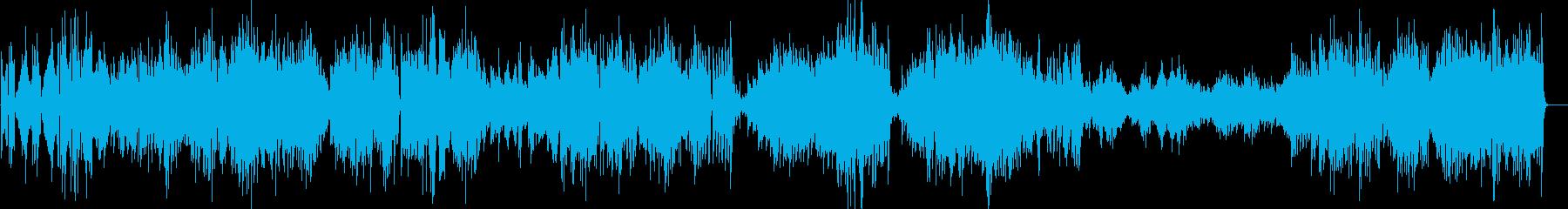 ソロピアノトラック。刺激的で思慮深...の再生済みの波形