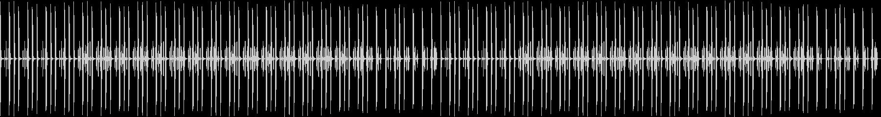 ほのぼの犬猫フルートBGM パターンDの未再生の波形