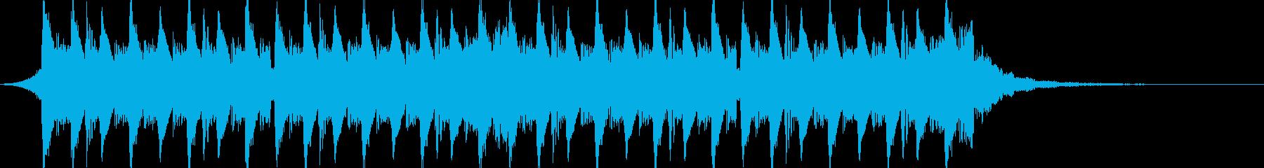 テクノ ハードコア 実験的 積極的...の再生済みの波形