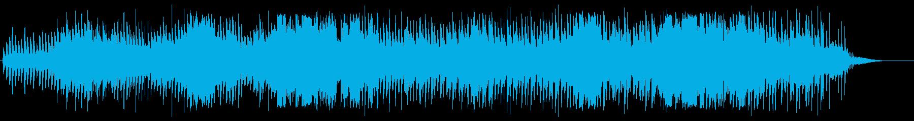 ゴシック・ホラー系のオペラ調楽曲です。の再生済みの波形