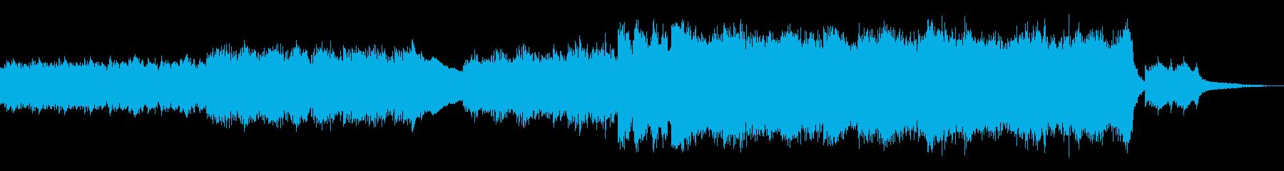 現代の交響曲 神経質 ファンタジー...の再生済みの波形