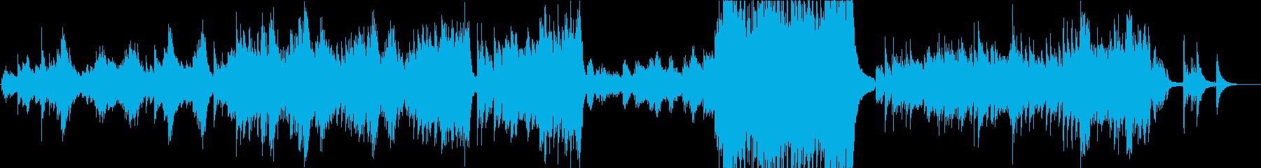 壮大なエンディング、ラスト歴史ゲーム Aの再生済みの波形