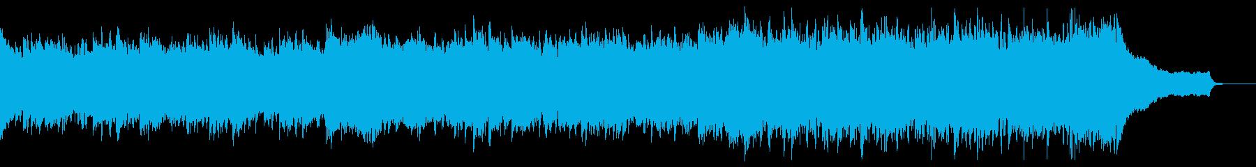 企業VPや映像98、オーケストラ、爽快bの再生済みの波形