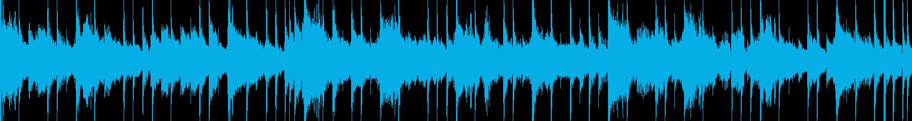 ジャズ/フュージョン、ファンク、ソ...の再生済みの波形