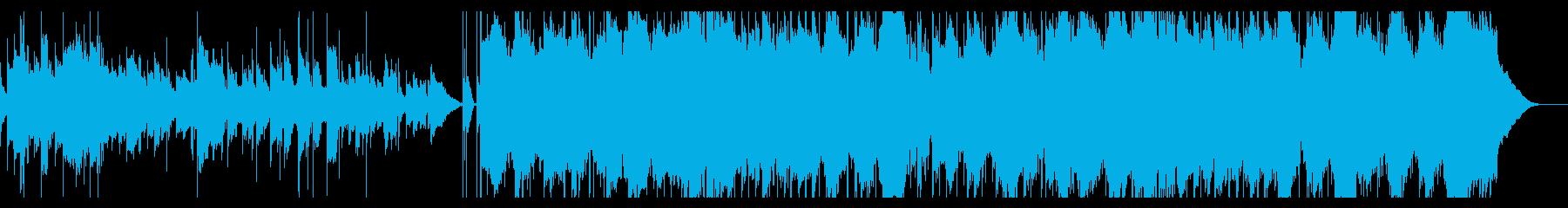リラックスゆったりしたチルアウトその2の再生済みの波形