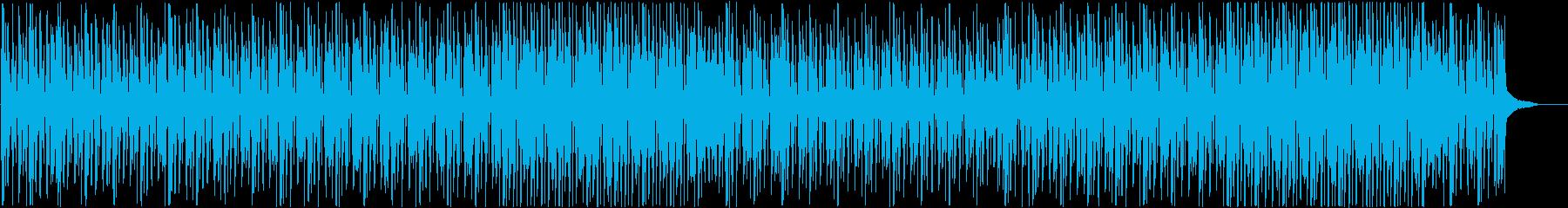 【メロ無】ウクレレ、ファミリー、キャンプの再生済みの波形