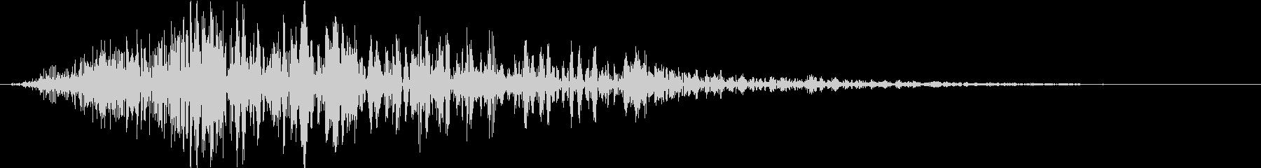 Shout HA !! _short's unreproduced waveform