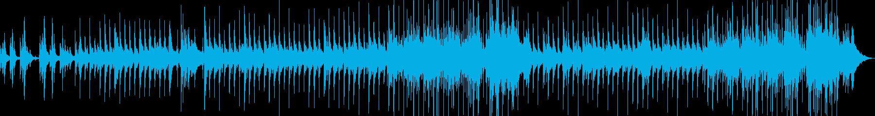 代替案 ポップ ロック カントリー...の再生済みの波形