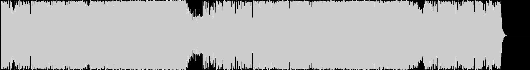 キラキラアトラクションのひと時の未再生の波形