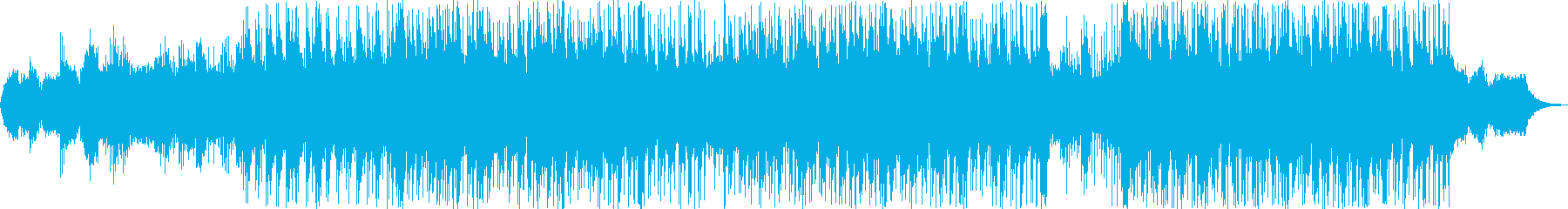 エアリアル サスペンス 技術的な ...の再生済みの波形