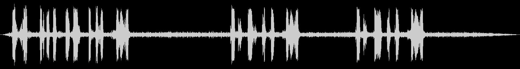 L-1011旅客ジェット:内部:コ...の未再生の波形