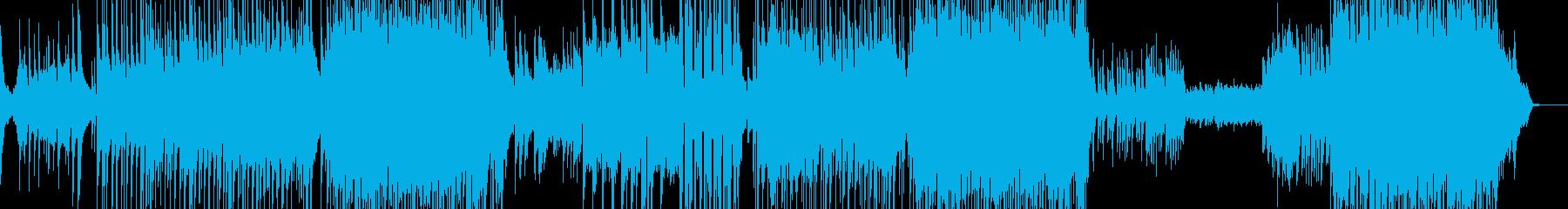 メインが劇的・90年代風バラード 長尺★の再生済みの波形