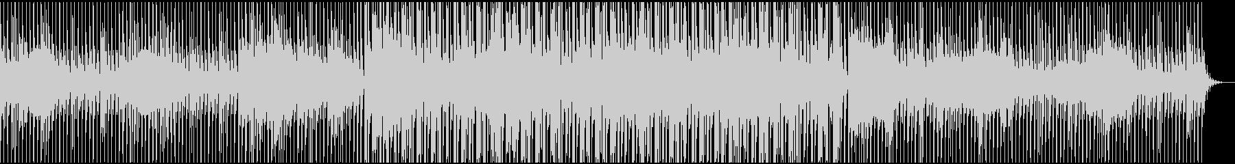 力強く、東洋的なEDMサウンドの未再生の波形