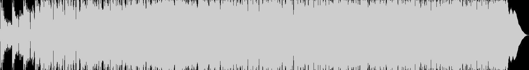 メタル インディーロック ワイルド...の未再生の波形
