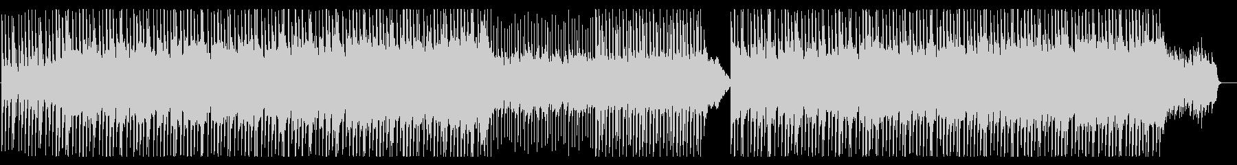 クールなハウス3の未再生の波形