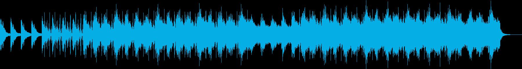 切ないチルアウトの再生済みの波形