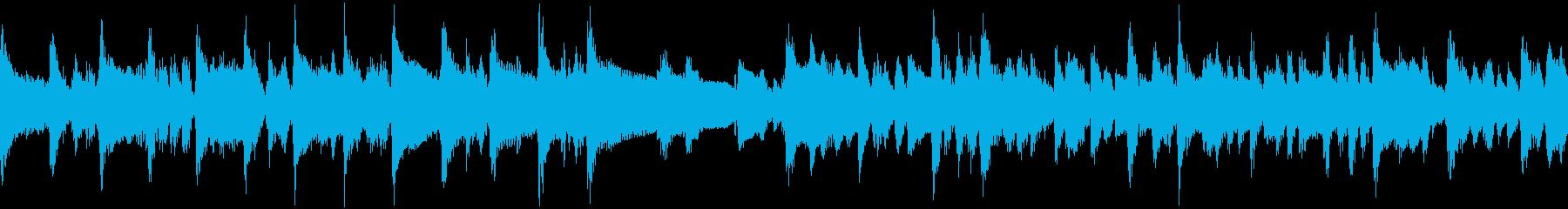 シンプルで美しいウケレの歌、フレン...の再生済みの波形