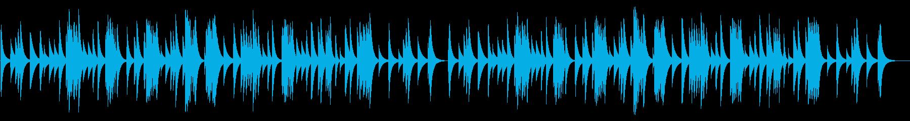 アヴェ・マリア(シューベルト) 18弁オの再生済みの波形