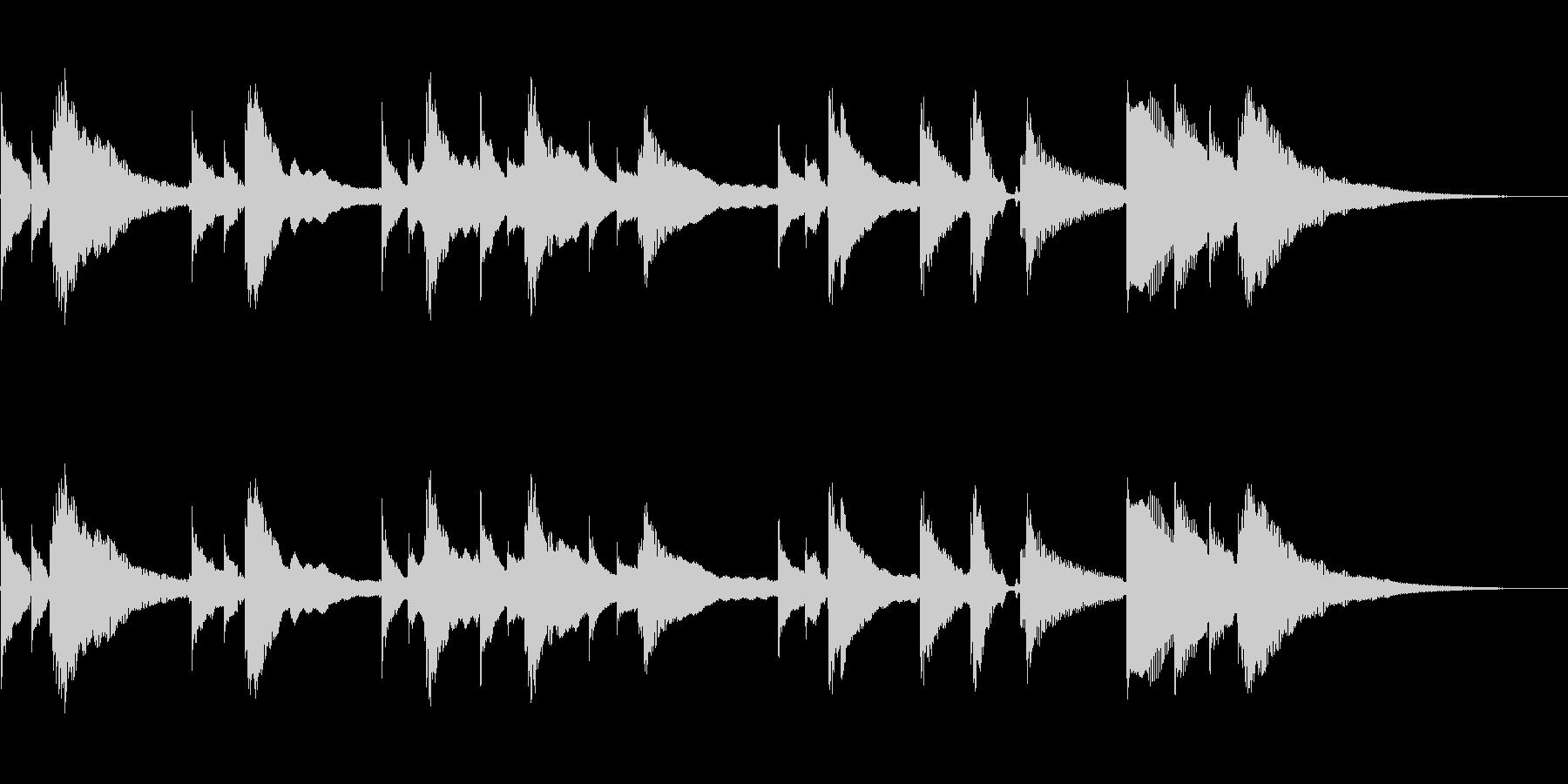 アコースティックギター:ラストポス...の未再生の波形