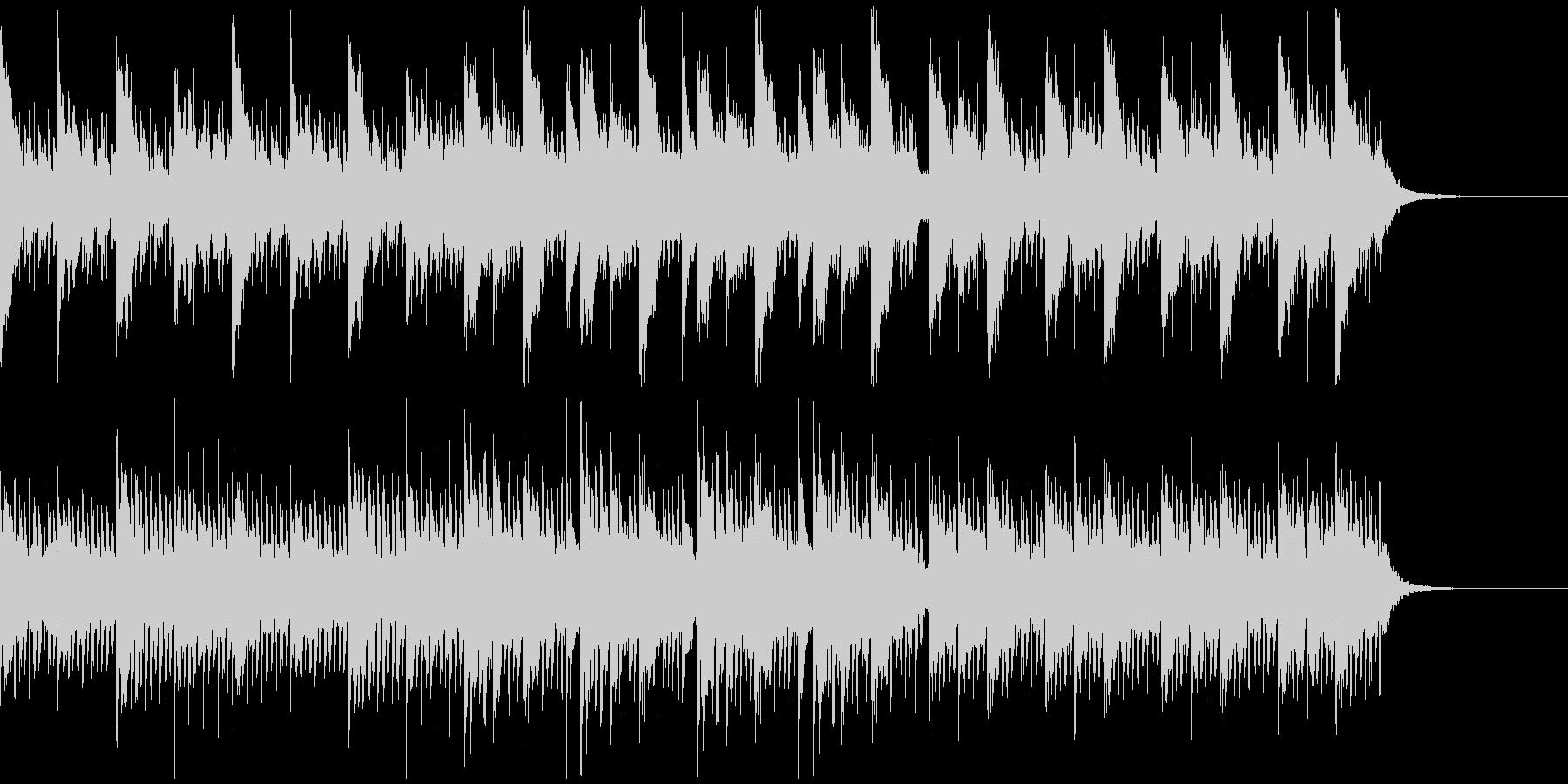 アコースティックセンチメンタル#01−1の未再生の波形