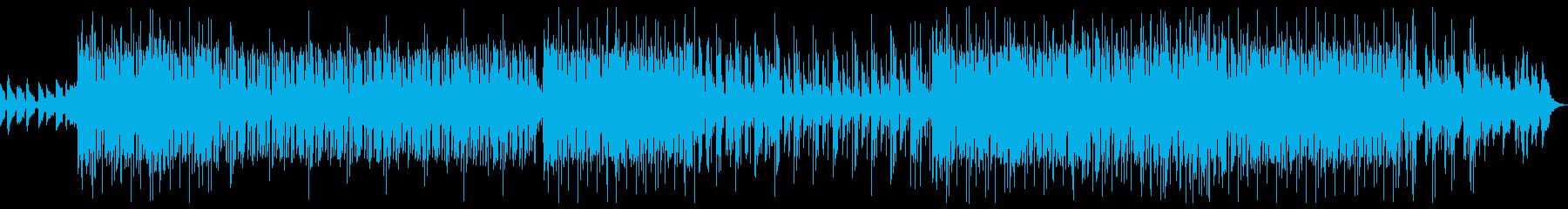 夏CM・企業VP♪トロピカルハウスEDMの再生済みの波形
