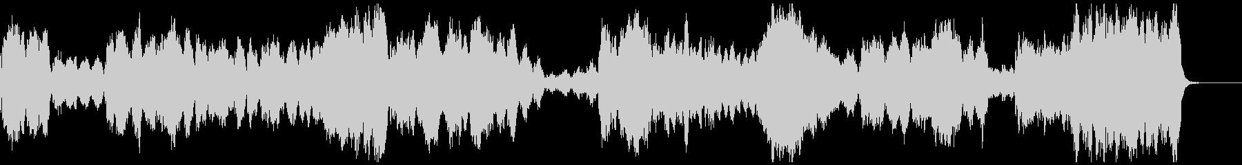 BWV1070/2『トルネオ』 の未再生の波形