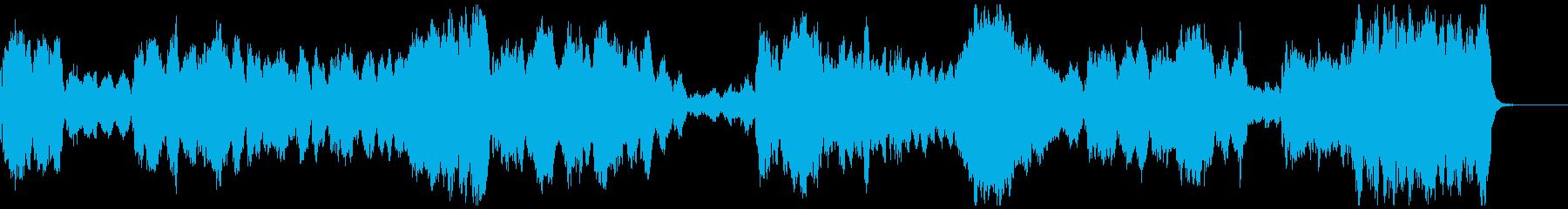 BWV1070/2『トルネオ』 の再生済みの波形