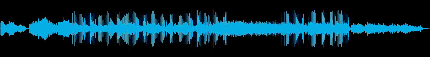 電気環境研究所スペーシー催眠物思い。の再生済みの波形