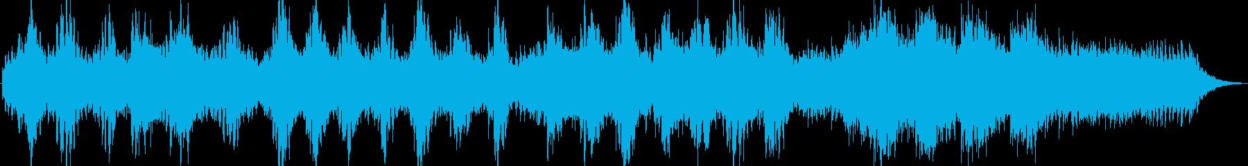 水族館用、アクアリウム用の春に合うBGMの再生済みの波形