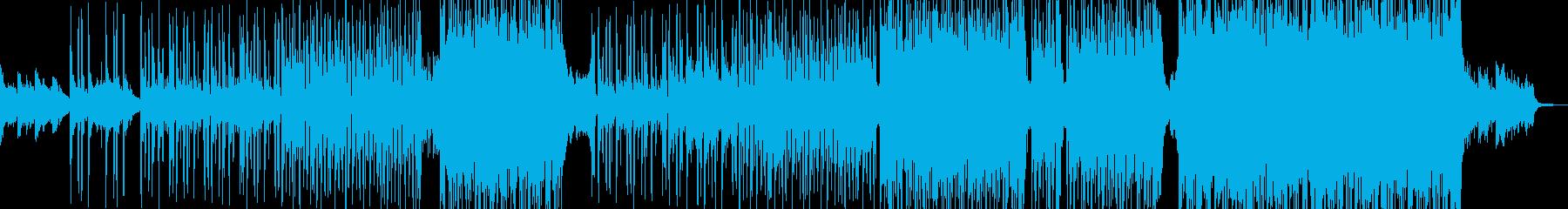 涙を笑顔に R&B・後半エレキ有 Lの再生済みの波形