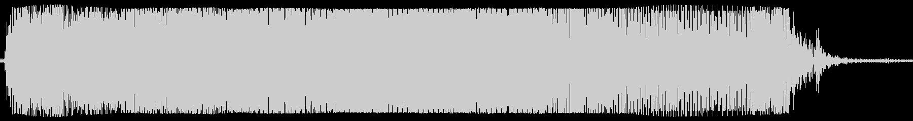 ギターメタルパワーコードzkの未再生の波形